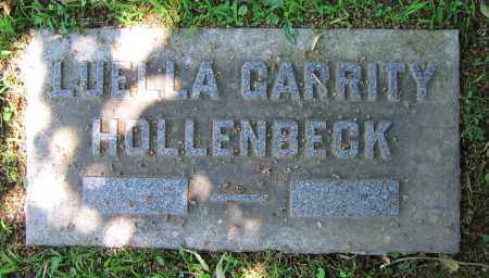 GARRITY HOLLENBECK, LUELLA - Clark County, Ohio | LUELLA GARRITY HOLLENBECK - Ohio Gravestone Photos