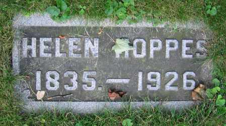 HOPPES, HELEN - Clark County, Ohio | HELEN HOPPES - Ohio Gravestone Photos