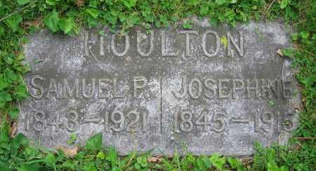 HOULTON, JOSEPHINE - Clark County, Ohio | JOSEPHINE HOULTON - Ohio Gravestone Photos