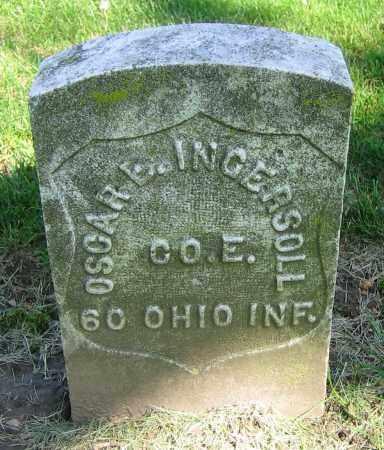 INGERSOLL, OSCAR E. - Clark County, Ohio | OSCAR E. INGERSOLL - Ohio Gravestone Photos