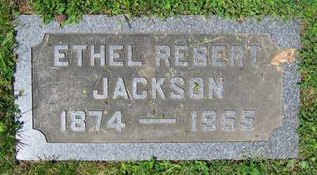 JACKSON, ETHEL - Clark County, Ohio | ETHEL JACKSON - Ohio Gravestone Photos