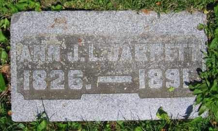 JARRETT, ANN J.L. - Clark County, Ohio | ANN J.L. JARRETT - Ohio Gravestone Photos