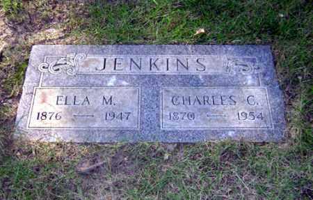 JENKINS, ELLA M. - Clark County, Ohio | ELLA M. JENKINS - Ohio Gravestone Photos