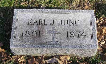 JUNG, CHARLES - Clark County, Ohio | CHARLES JUNG - Ohio Gravestone Photos