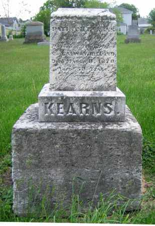 KEARNS, PATRICK - Clark County, Ohio | PATRICK KEARNS - Ohio Gravestone Photos