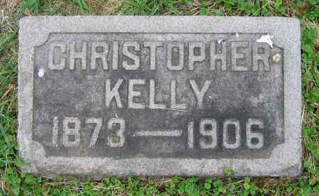 KELLY, CHRISTOPHER - Clark County, Ohio | CHRISTOPHER KELLY - Ohio Gravestone Photos