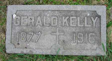 KELLY, GERALD - Clark County, Ohio | GERALD KELLY - Ohio Gravestone Photos