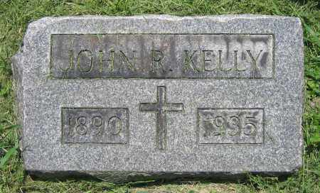 KELLY, JOHN R. - Clark County, Ohio | JOHN R. KELLY - Ohio Gravestone Photos