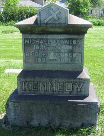 KENNEDY, BRIDGET - Clark County, Ohio | BRIDGET KENNEDY - Ohio Gravestone Photos