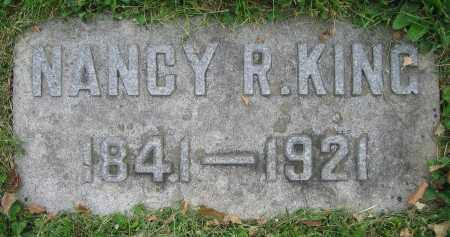 KING, NANCY R. - Clark County, Ohio | NANCY R. KING - Ohio Gravestone Photos