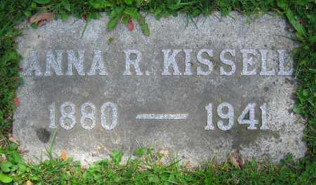 KISSELL, ANNA R. - Clark County, Ohio | ANNA R. KISSELL - Ohio Gravestone Photos
