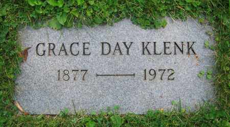 KLENK, GRACE - Clark County, Ohio | GRACE KLENK - Ohio Gravestone Photos