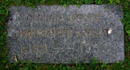 KNIGHT, GEORGIA - Clark County, Ohio | GEORGIA KNIGHT - Ohio Gravestone Photos