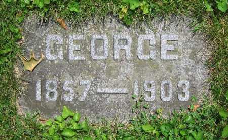 KRAPP, GEORGE - Clark County, Ohio | GEORGE KRAPP - Ohio Gravestone Photos
