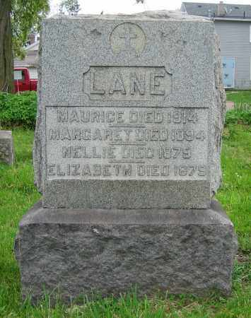 LANE, MAURICE - Clark County, Ohio | MAURICE LANE - Ohio Gravestone Photos