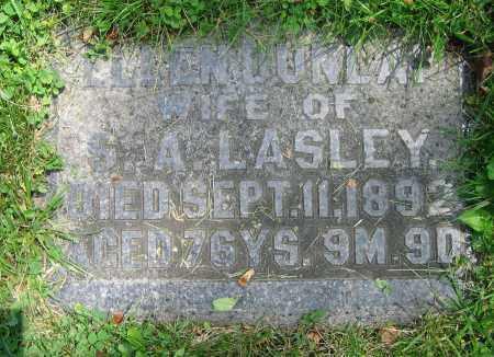 LASLEY, ELLEN - Clark County, Ohio | ELLEN LASLEY - Ohio Gravestone Photos