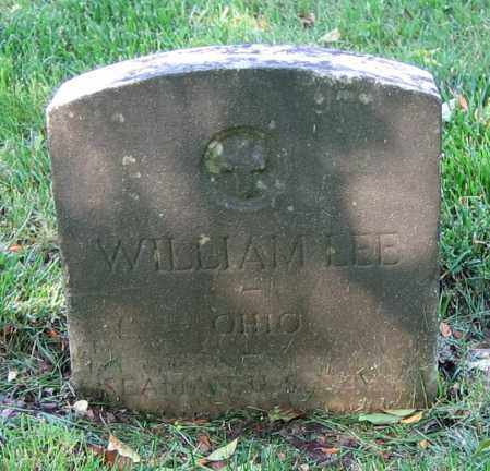 LEE, WILLIAM - Clark County, Ohio | WILLIAM LEE - Ohio Gravestone Photos