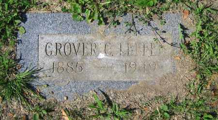 LEFFEL, GROVER C. - Clark County, Ohio | GROVER C. LEFFEL - Ohio Gravestone Photos
