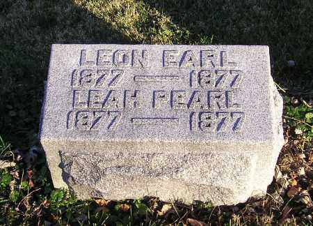 MICHAEL, LEAH PEARL - Clark County, Ohio | LEAH PEARL MICHAEL - Ohio Gravestone Photos