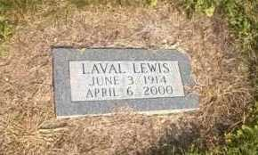 SIMPSON LEWIS, LAVAL - Clark County, Ohio | LAVAL SIMPSON LEWIS - Ohio Gravestone Photos