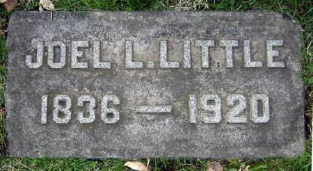 L LITTLE, JOEL - Clark County, Ohio | JOEL L LITTLE - Ohio Gravestone Photos