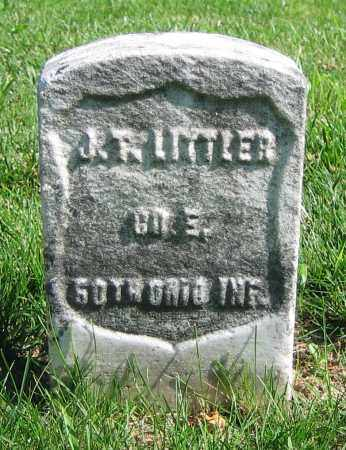 LITTLER, J.T. - Clark County, Ohio | J.T. LITTLER - Ohio Gravestone Photos