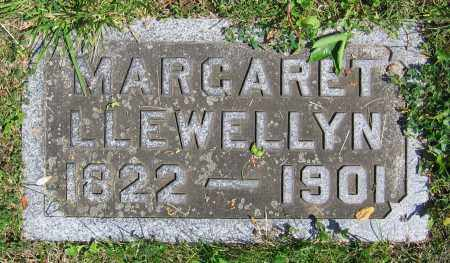 LLEWELLYN, MARGARET - Clark County, Ohio | MARGARET LLEWELLYN - Ohio Gravestone Photos