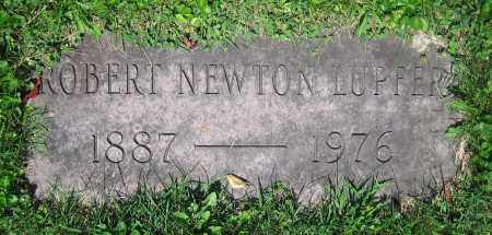 LUPFER, ROBERT NEWTON - Clark County, Ohio | ROBERT NEWTON LUPFER - Ohio Gravestone Photos