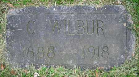 LYNCH, C. WILBUR - Clark County, Ohio | C. WILBUR LYNCH - Ohio Gravestone Photos