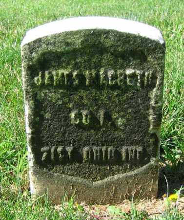 MACBETH, JAMES - Clark County, Ohio | JAMES MACBETH - Ohio Gravestone Photos