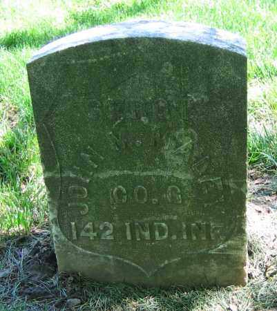 MALEY, JOHN M. - Clark County, Ohio | JOHN M. MALEY - Ohio Gravestone Photos