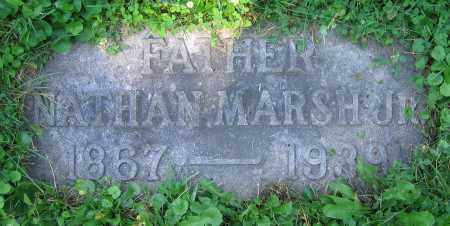 MARSH, NATHAN  JR. - Clark County, Ohio | NATHAN  JR. MARSH - Ohio Gravestone Photos