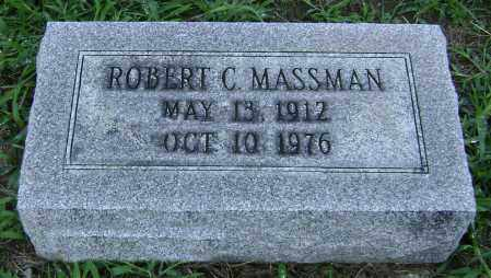 MASSMAN, ROBERT - Clark County, Ohio | ROBERT MASSMAN - Ohio Gravestone Photos