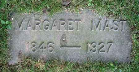 MAST, MARGARET - Clark County, Ohio | MARGARET MAST - Ohio Gravestone Photos