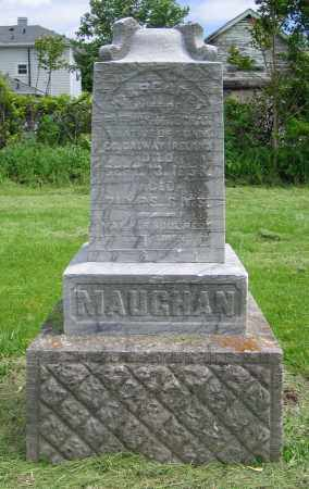 MAUGHAN, MARGARET - Clark County, Ohio | MARGARET MAUGHAN - Ohio Gravestone Photos