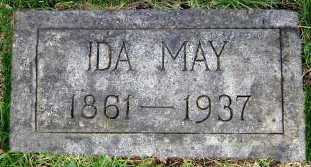 MAY, IDA - Clark County, Ohio | IDA MAY - Ohio Gravestone Photos
