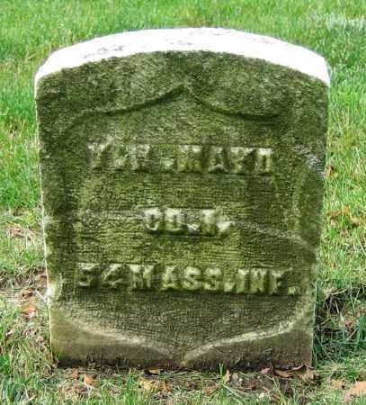MAYO, V.W. - Clark County, Ohio | V.W. MAYO - Ohio Gravestone Photos