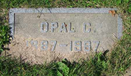 MCKINNEY, OPAL C. - Clark County, Ohio | OPAL C. MCKINNEY - Ohio Gravestone Photos