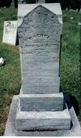 MCKINNEY, RACHEL - Clark County, Ohio | RACHEL MCKINNEY - Ohio Gravestone Photos