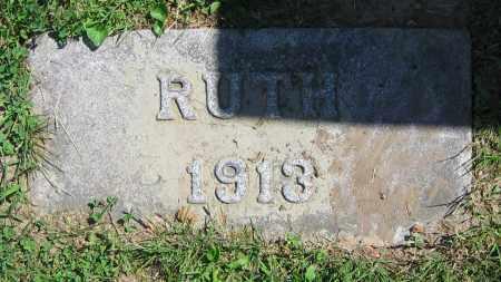 MCKINNEY, RUTH - Clark County, Ohio | RUTH MCKINNEY - Ohio Gravestone Photos