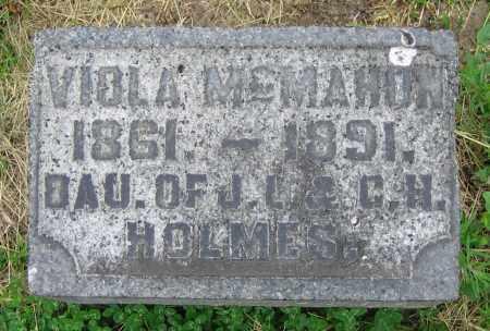MCMAHON, VIOLA - Clark County, Ohio | VIOLA MCMAHON - Ohio Gravestone Photos
