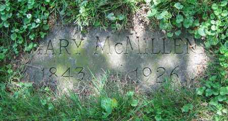 MCMILLEN, MARY - Clark County, Ohio | MARY MCMILLEN - Ohio Gravestone Photos