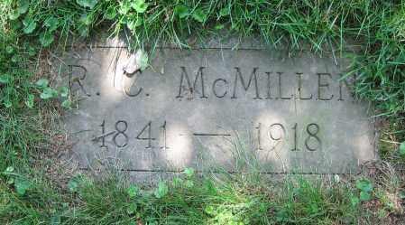 MCMILLEN, R.C. - Clark County, Ohio | R.C. MCMILLEN - Ohio Gravestone Photos