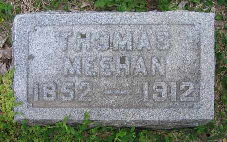 MEEHAN, THOMAS - Clark County, Ohio | THOMAS MEEHAN - Ohio Gravestone Photos