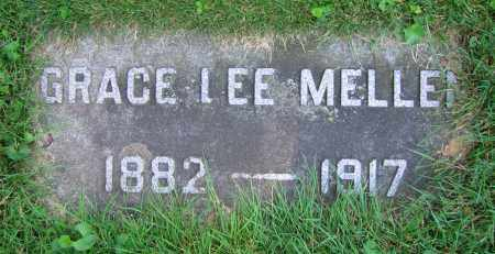 LEE MELLEN, GRACE - Clark County, Ohio | GRACE LEE MELLEN - Ohio Gravestone Photos