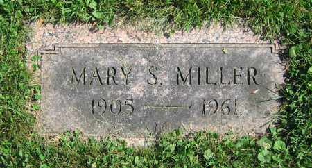 MILLER, MARY S. - Clark County, Ohio | MARY S. MILLER - Ohio Gravestone Photos