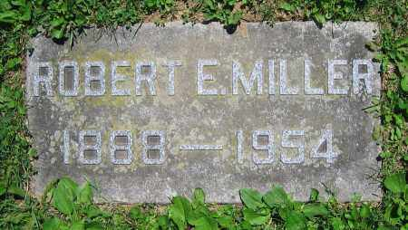 MILLER, ROBERT E. - Clark County, Ohio | ROBERT E. MILLER - Ohio Gravestone Photos