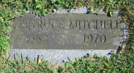 MITCHELL, GERTRUDE - Clark County, Ohio | GERTRUDE MITCHELL - Ohio Gravestone Photos