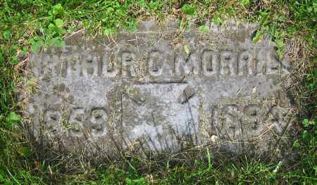 MORRILL, ARTHUR C. - Clark County, Ohio | ARTHUR C. MORRILL - Ohio Gravestone Photos