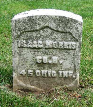 MORRIS, ISAAC - Clark County, Ohio | ISAAC MORRIS - Ohio Gravestone Photos